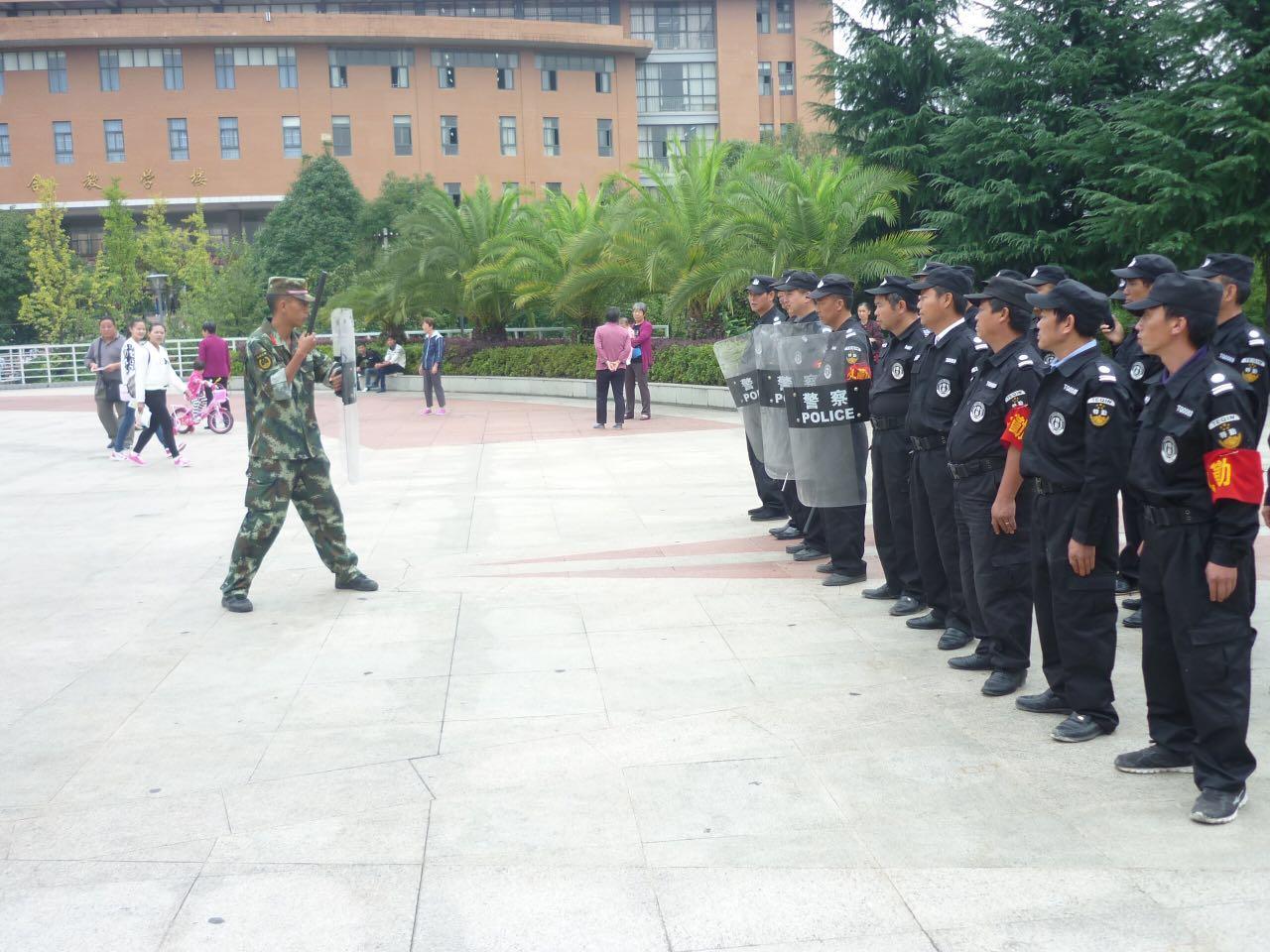 贵阳巡逻保安