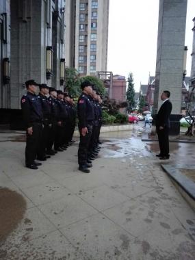 贵州物业保安管理服务